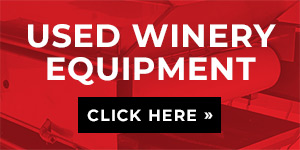 Used Winery Equipment
